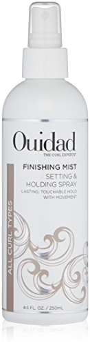 - Ouidad by Ouidad Ouidad Styling Mist Setting and Holding Spray for Unisex, 8.5 Fl Oz