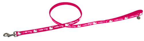 Hello Kitty Leatherette Lead, 120 cm x 20 mm, Pink ()