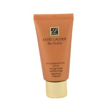 Estee Lauder Re-Nutriv Sun Supreme For Face SPF30 High Protection - 50ml/1.7oz