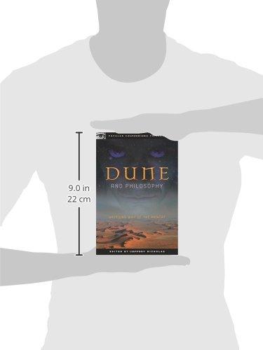 b5078fef Amazon.com: Dune and Philosophy: Weirding Way of the Mentat (Popular  Culture and Philosophy) (9780812697155): Jeffery Nicholas: Books