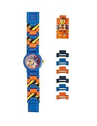 Lego Reloj Movie Emett con Figura de Personaje para Niño