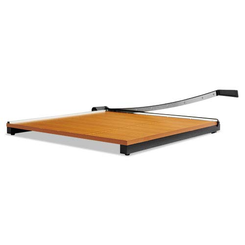 ELMERS PRODUCTS, INC 26630 Wood Base Guillotine Trimmer, 20 Sheets, Wood Base, 30quot;X30quot;