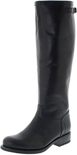 Negro Fashion Stiefel Sendra Lederstiefel Boots Schwarz Damen Evolution für 11723 qTHPtS