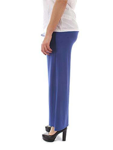 Mercuriali Blu 5401 Donna 50 Pantalone Francesca xzRaBw6Wq