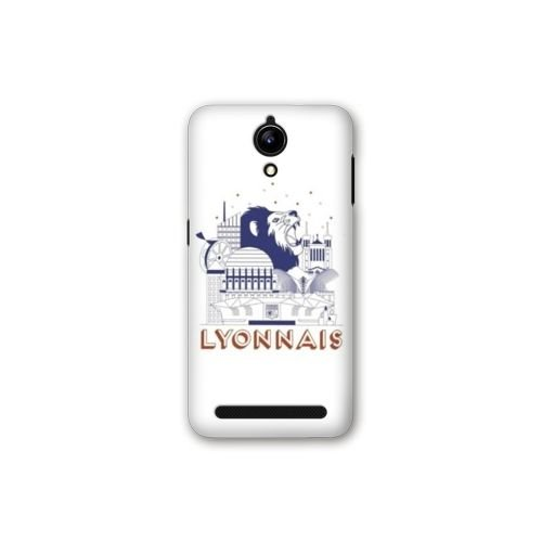 Case Archos 50 Power License Olympique Lyonnais OL - Clipart
