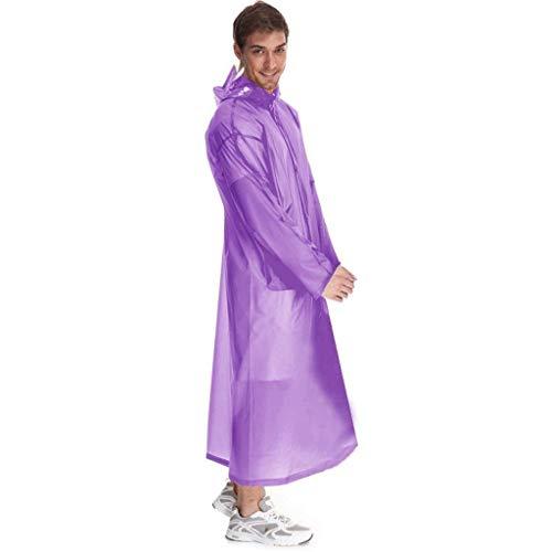 Raincoat Light Dame Imperméable En Voyage Adulte Battercake Et Translucide Air Drifting Plein Casual Sur Qff Femelle Lilas wxqf755S