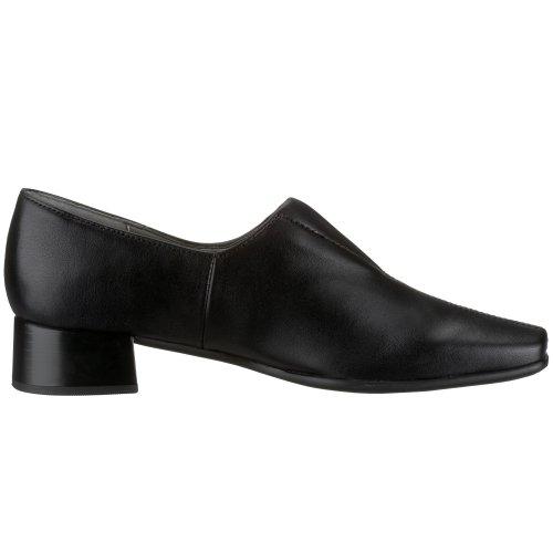 Gabor  05.350.27, Chaussures de ville à lacets pour femme noir Schwarz
