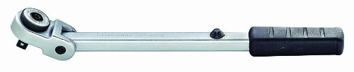 """Stahlwille FLEXIBLE JOINT RATCHET, FINE TOOTH, 3/8"""" 452"""