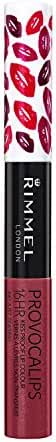 Rimmel Provocalips Lip Stain, Just Teasing, 0.14 Fluid Ounce