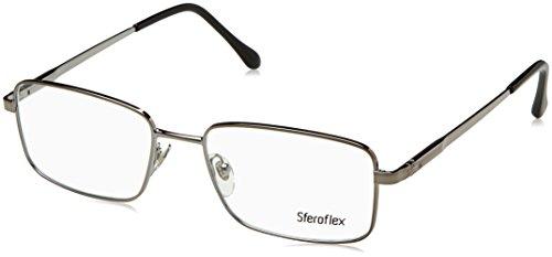 Sferoflex SF2271 Eyeglass Frames 268-53 - Gunmetal