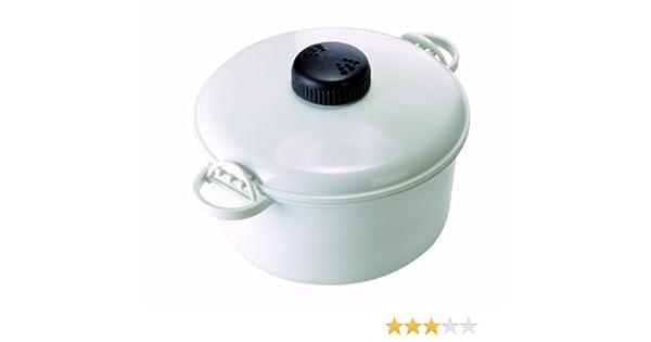 Tescoma 340166 - Olla a presión para microondas (2,5 l), color ...