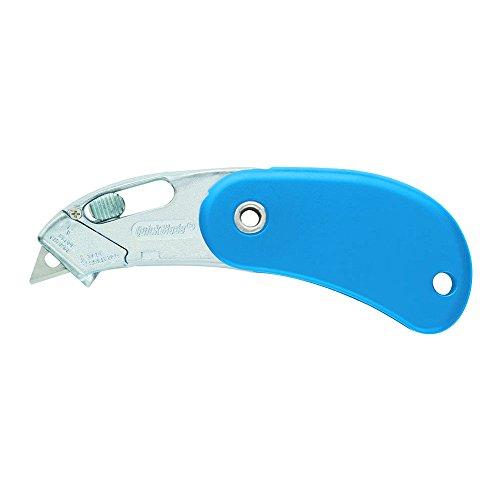 - Tape Logic PSC-2 Spring-Back Pocket Safety Cutter, Blue (Pack of 12)