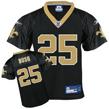 (Reebok New Orleans Saints Reggie Bush Toddler Replica Jersey 2T)