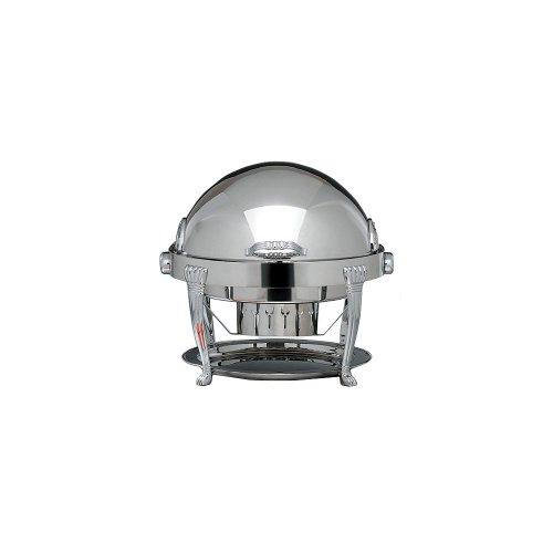 Bon Chef 13009 Elite Round 2 Gal Chafer w/Silver Plated Aurora Legs ()