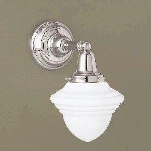 Norwell Lighting 8202-PN-AC Bradford - Two Light Wall Sconce, Choose Finish: PN: Polished Nickel