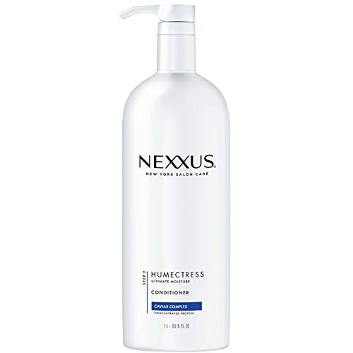 NEXXUS HUMECTRESS Ultimate Moisture Conditioner, 33.8 oz (Pack of 3)