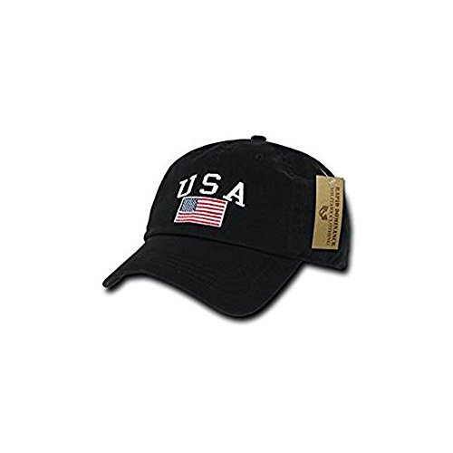 Rapid Dominance Men's Boys Flag Morale Tactical America Cotton Hat Cap By Outlander Gear Brand by Outlander