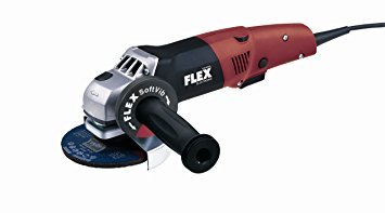 Flex L3410VRG 5-Inch Compact High Performance Variable Speed Grinder