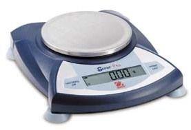 Ohaus SP6000 Scout Pro Portable Balances, 6000g Capacity, 1g Readability