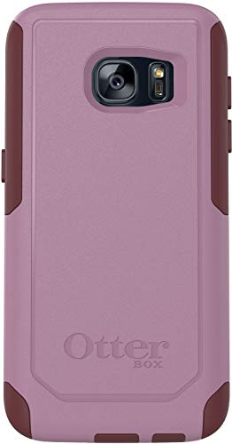 OtterBox Commuter Series Case Compatible with Samsung Galaxy S7 (ONLY) Mauve Pink/Merlot Purple
