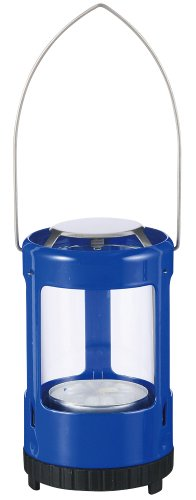 (UCO Mini Ultra Light Candle Lantern for Tealight Candles, Blue)