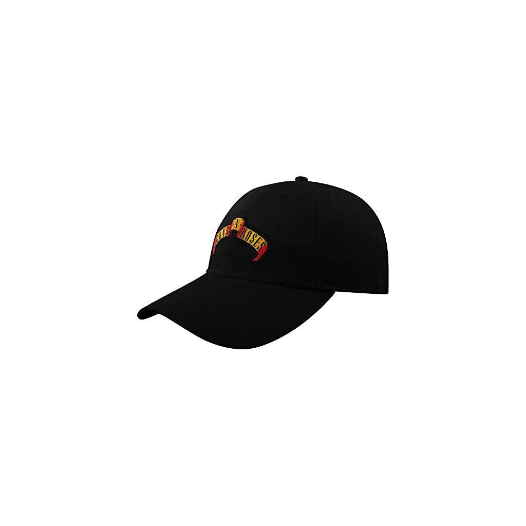 Guns N Roses – Gorra de béisbol – para Hombre Negro