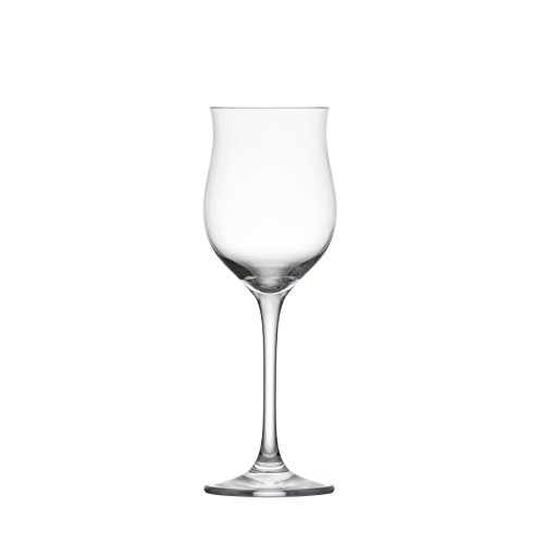 Schott Zwiesel Crystal Glass Tritan Crystal Glass Classico Stemware Rose´ All Day Wine Glass, 11.5 Ounce, Set of 4 ()