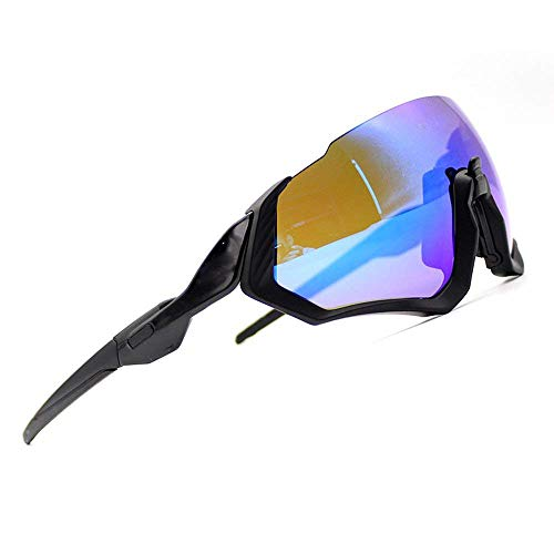 Amazon.com: 2018 New Cycling Sunglasses kit 3LS Revo + ...
