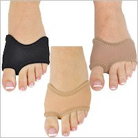 Neoprene Half Sole Lyrical Dance Footwear in Dark Tan (Dark Beige Footwear)