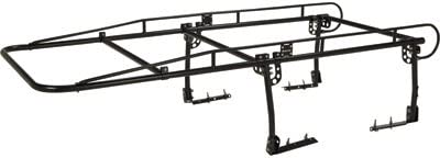 800-Lb Ultra-Tow Full-Size Utility Truck Rack Steel Capacity