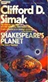 Shakespeares Planet, Clifford D. Simak, 0425043037