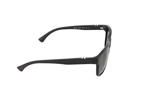 501771 Armani EA4035 Emporio Sonnenbrille Black 1BwYq