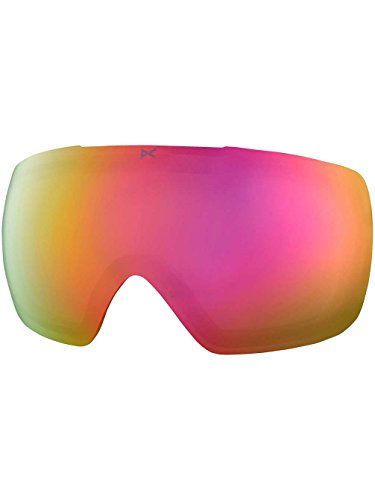 Anon Mig Snow Goggle Replacement Lens Pink SQ Mirror 35% VLT by Anon