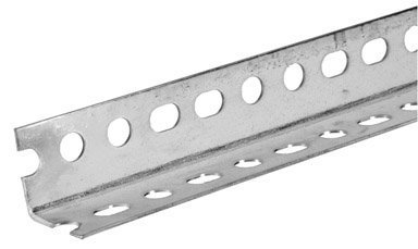 Steelworks Boltmaster 11115 Slot Angle, 1-1/4 x 72