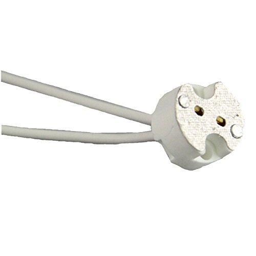 BIN BON - IMC Hot MR16 MR11 12V Low Voltage Lampholders, Pack of 10 pcs (Low Voltage Lampholder)