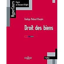 Droit des biens (HyperCours) (French Edition)