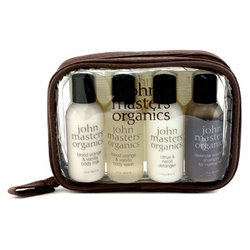 John Master Organics Travel Kit, 4 Fluid Ounce