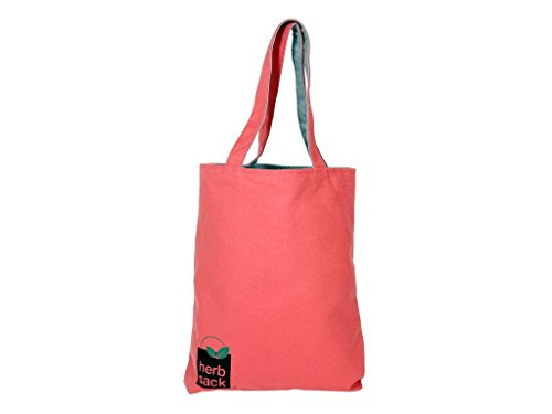 Cheap Herbsack Nantucket Red Cotton Canvas Preppy Tote Bag
