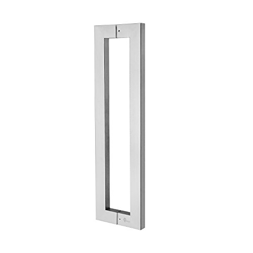TOGU TG-6013 900mm/36 inches Square/Rectangle Shape Stainless Steel Push Pull Door Handle for Solid Wood, Timber, Glass and Steel Doors, Full Brushed Stainless Steel Finish by Togu (Image #8)