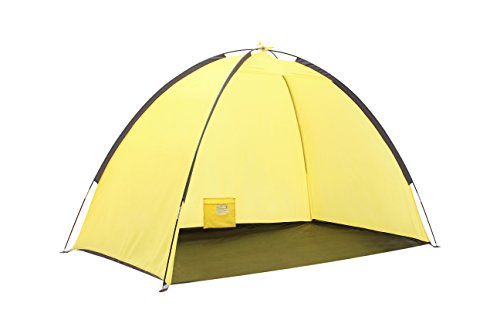 Price comparison product image SEMOO Lightweight Beach Shade Tent Sun Shelter with Carry Bag