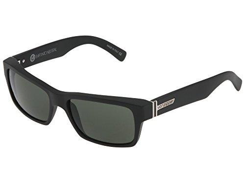 VonZipper Fulton Shift Into Neutral Square Sunglasses,S.I.N. & Black Satin,One Size