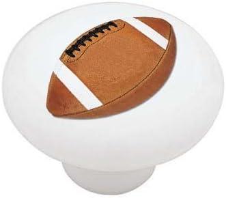 Cosmas Athleticz Series 67126 Football Design Cabinet Hardware Knob