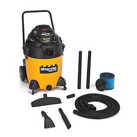 Shop-Vac Wet Dry Vacuum with Handle, 24 Gallon 6.5 Peak HP by Shop-Vac