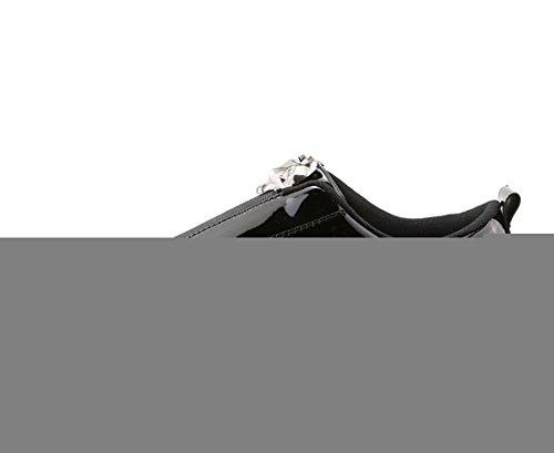 Vecjunia Mens Casual Scarpe Da Skateboard Sneakers Outdoor Leggere Nere