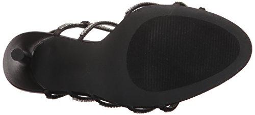 Steve Madden Women's Willa Heeled Sandal Black/Multi 8PZACYnlXJ
