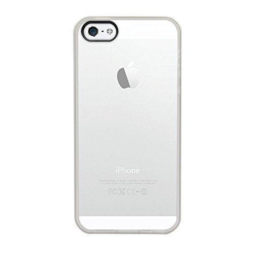 Katinkas KATIP51135 Soft Cover für Apple iPhone 5 Fitting weiß