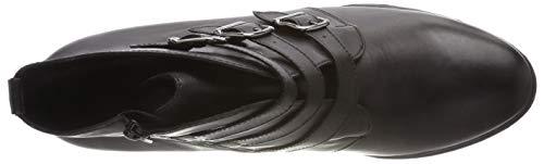 Stivaletti Remonte schwarz Donna 01 R2671 Nero 66q7Rw