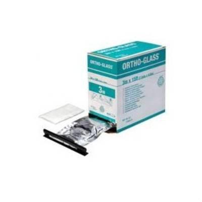 MCK32012101 - Bsn Jobst Splint Roll Ortho-Glass 3 Inch X 15 Foot Fiberglass White (Bsn Splint Ortho Glass)