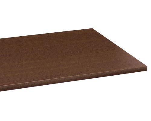 SKB family freedomRail 8 Inch Solid Shelf - Chocolate Pear, 48