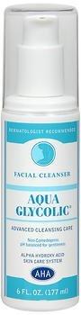 Aqua Glycolic Facial Cleanser 6 Oz